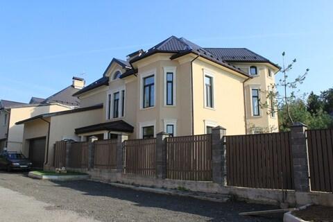 Деревня Подушкино Коттедж под ключ 450кв.м.