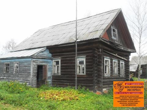 Дом на Волге