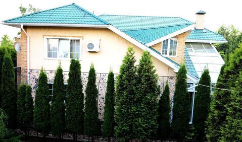 Красивый дом 300 кв.м. на участке 12 (24) сот. Заезжай и живи.