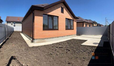 Дом от строительной компании клевер