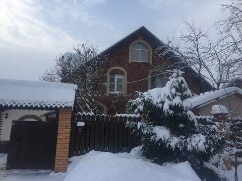 Продается шикарный дом в центре г. Чехов