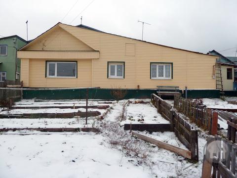 Продается часть дома с земельным участком, ул. Пилотная