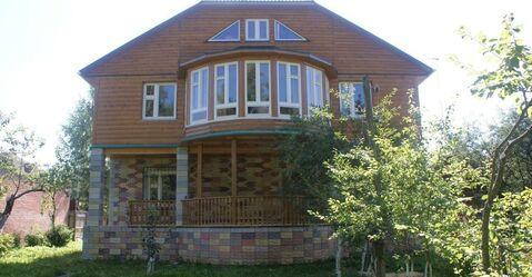 Дом в Вороново