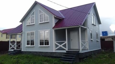 Зимний дом 175 м на участке 6.4 сот.