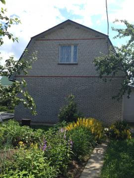Дом 80 кв.м, Новорижское ш, 36 км. от МКАД. Синьково