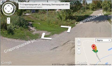 Продажа участка, Белгород, Ул. Старогородская
