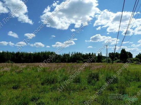 Горьковское ш. 30 км от МКАД, Стулово, Участок 15 сот.