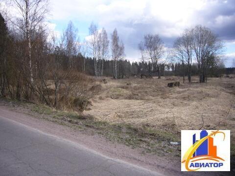 Продается участок в городе Каменногорск