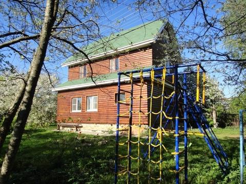 Дом 200 кв.м, Участок 8 сот. , Новорижское ш, 30 км. от МКАД.
