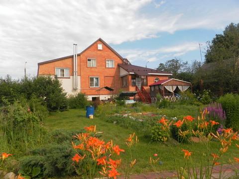 Продается большой дом общей площадью 200м2 в г. Балакирево