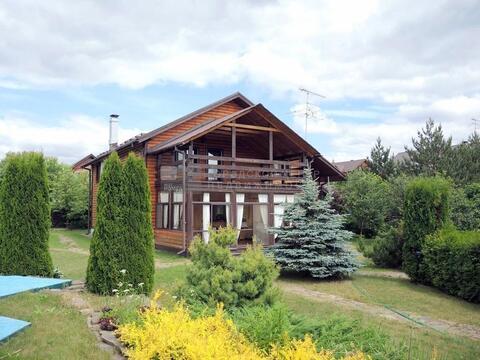Дом 216 м2, участок 19 сот, Новорижское ш, 39 км от МКАД, Буньково. .