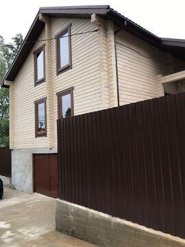 Дом с участком дер Сярьги
