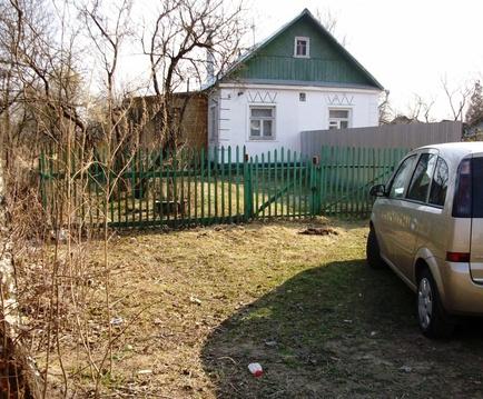 Продается одноэтажный дом 100 кв.м. на участке 30 соток, г. Наро-Фомин