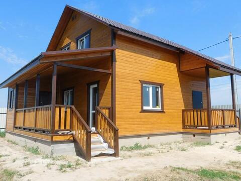 Жилой дом на Киевском шоссе с газом, ИЖС, озеро 10 соток прописка