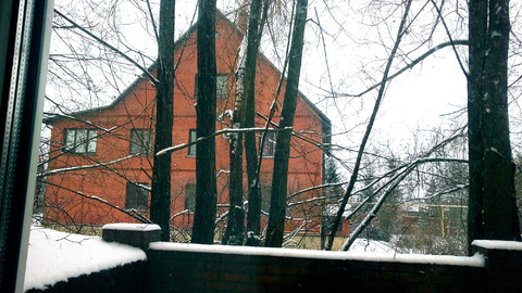Шикарный большой дом 470 кв.м. на Осташковском шоссе рядом с Москвой.