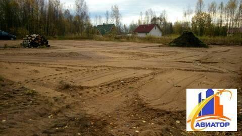 Продается участок 12 соток в поселке Прибылово