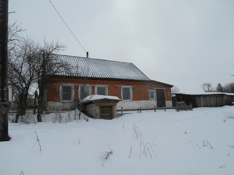 Дом Киреевский район д.Бредихино