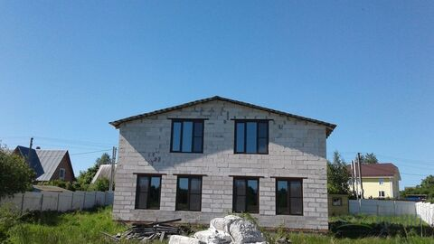 ИЖС, 15 соток, добротный дом (блочный) 250 кв.м. Магистральный газ, .