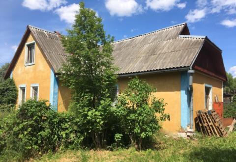 Продается дом в д. Доможирово