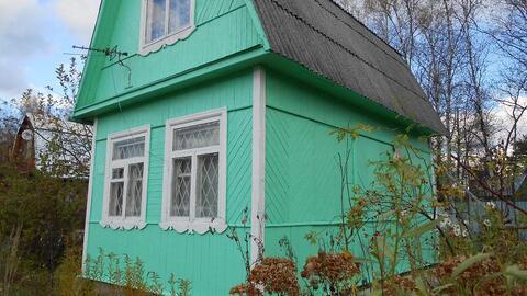 Продаётся дача с земельным участком в Московской области