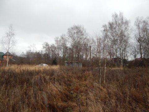 Продаётся земельный участок 30 соток, д.Митинка, Калужская область