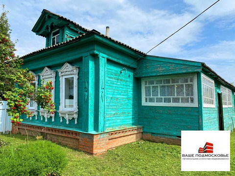 Дом в деревне Староерохино 25 соток