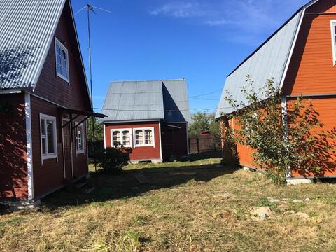 Продается дача в СНТ «Бауманский садовод» рядом с г. Ступино, МО