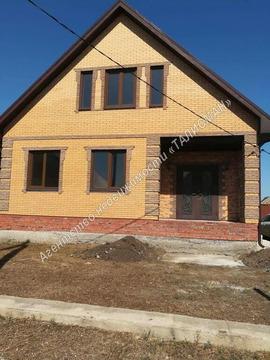 Продается 2-х этажный, кирпичный дом в ближайшем пригороде г.Таганрог