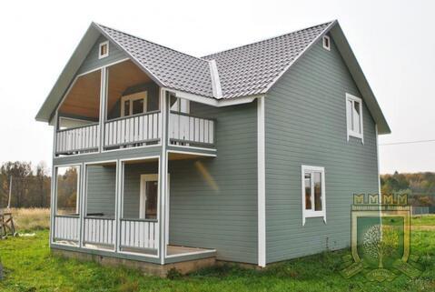 Новый дом, 169 м2, 8 соток, 67 км от МКАД, Калужское шо