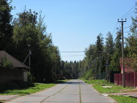 Лесной участок, Минское ш, возле Голицыно, Зеленая роща, охрана