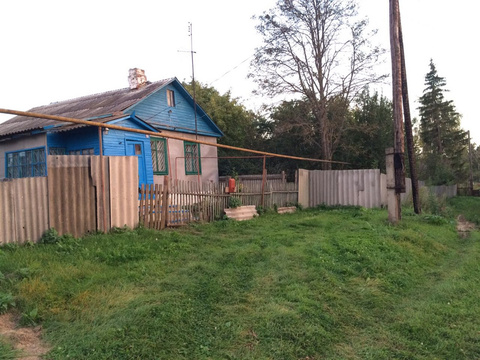 Продажа дома, Бунинский, Урицкий район