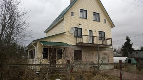 Продается дача, Гатчинский р-н, массив Строганово