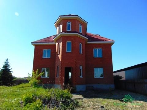 Недостроенный коттедж в с.Филипповское - 69 км Щелковское шоссе