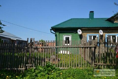 Продается полдома в городе Волоколамске на улице Академическая