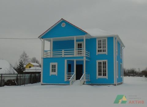 Благоустроенный новый и большой дом в пригороде Переславля-Залесского