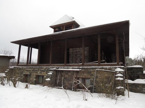 Дом 380 кв.м, Участок 20 сот. , Ильинское ш, 20 км. от МКАД.