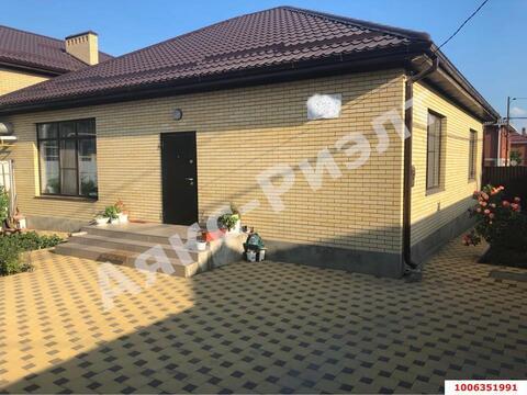 Продажа дома, Краснодар, Ул. Цветочная