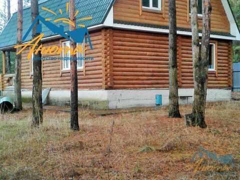 Дом на Угре в селе Дворцы.