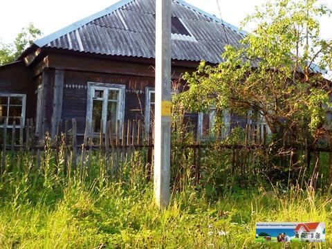 Дом в деревне, 16 соток земли.