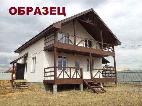 Продается новый дом 174м2 на 6,6 сот, ИЖС, д.Кривцы, Раменский район