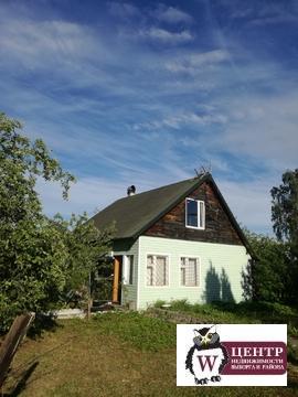 Продам садовый дом 75.2 кв. м в черте города Выборг, ст