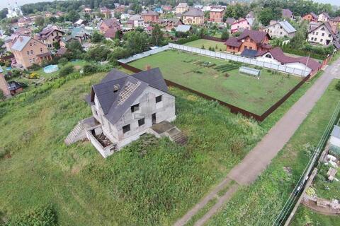 Дом 344 кв.м, Участок 15 сот. , Ленинградское ш, 45 км. от МКАД.