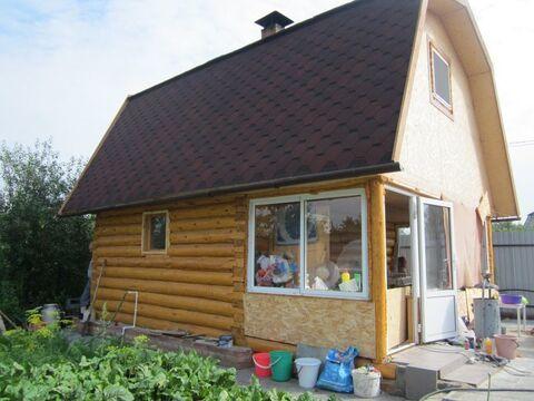 Дом в Ленинском районе города Челябинска