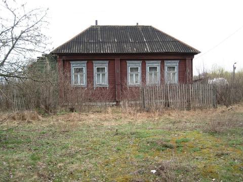 Деревенский дом в Белозерье