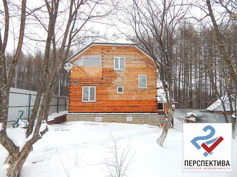 Лот 246 Двухэтажный дом из бруса, общей площадью 115 кв.м.