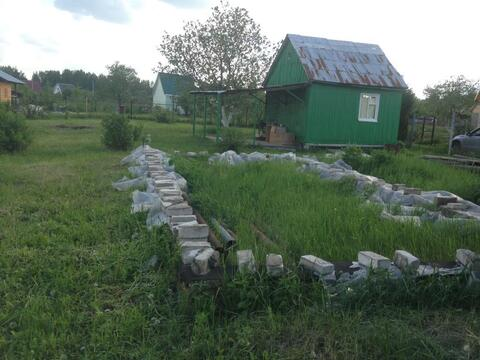 Дача в СНТ «Текстильщики», рядом с деревней Степково.