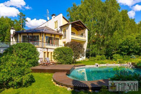 В одном из лучших стародачных мест продается современный дом