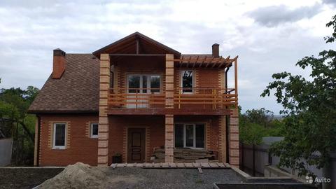Дом 135 м на участке 5.5 сот.