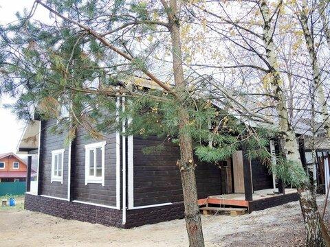 Дом 160 м2, участок 8 сот, Новорижское ш, 39 км от МКАД, Ермолино. .