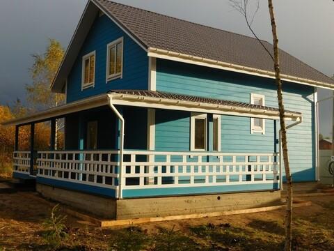 Купить дом с коммуникациями в Московской области